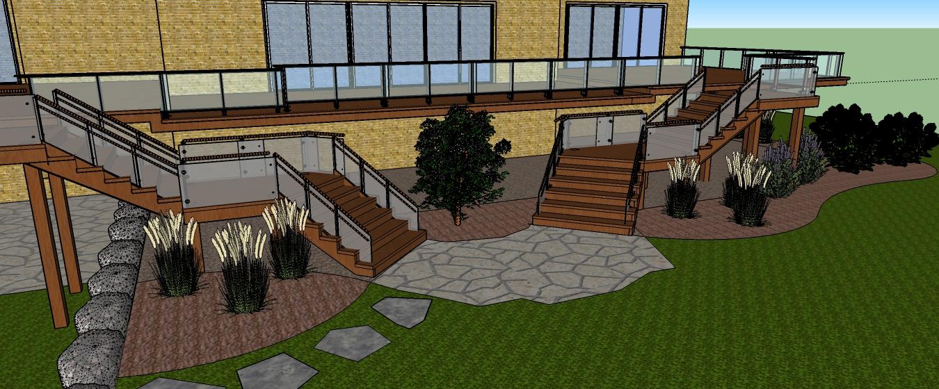 Bandula Deck 3D 4 - Residential