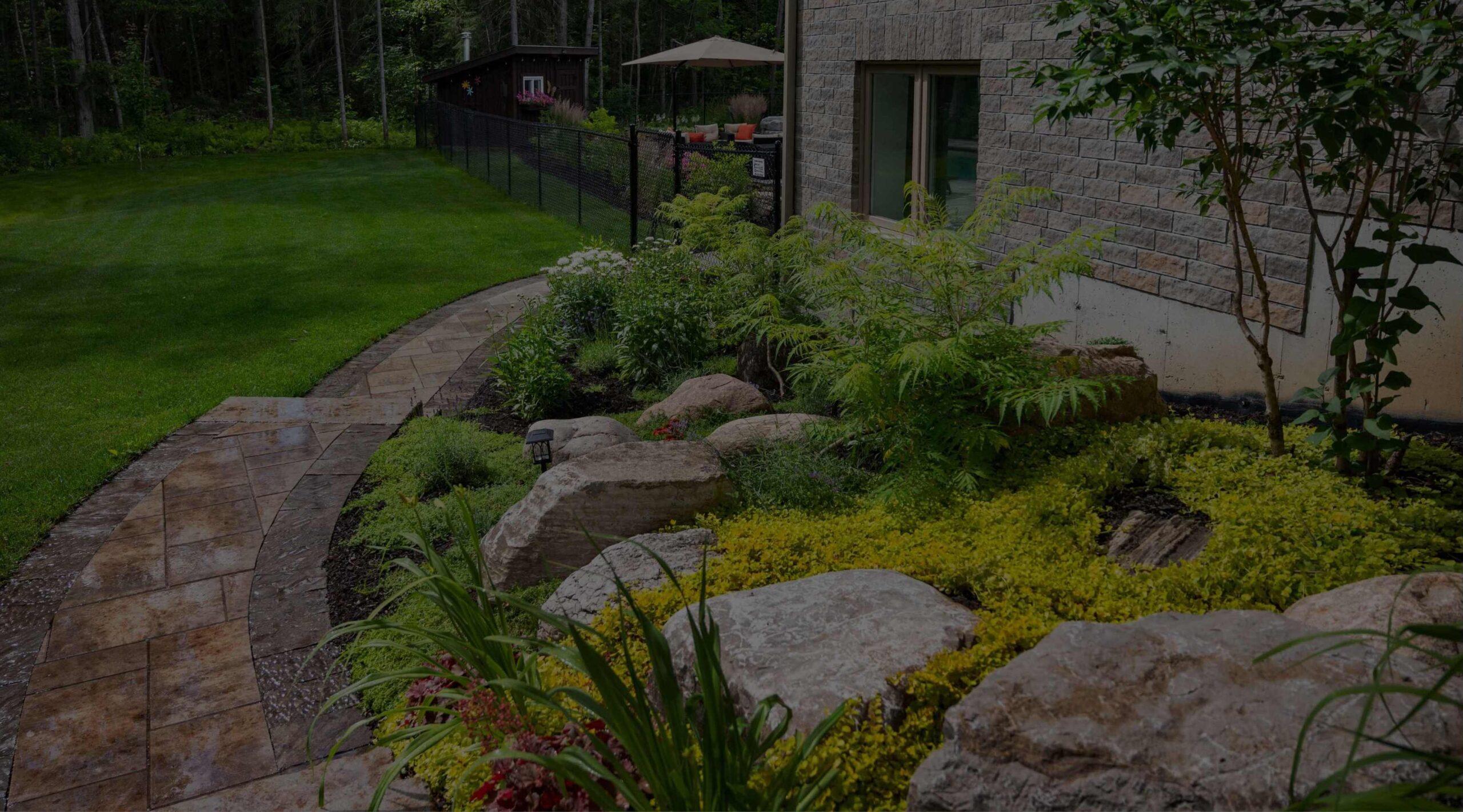 Michael Scott Landscaping Residential